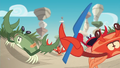 Angry-looking crabs and towers of rocks EGDS14.png