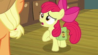Apple Bloom -Grand Pear was really nice to me- S7E13