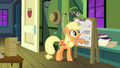 Applejack 'you won't even have a minute's rest!' S3E08.png