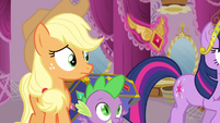Applejack sees element S3E13
