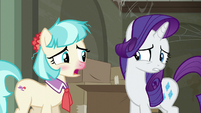 Coco Pommel --I can't work tonight-- S6E9