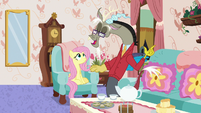 "Discord ""I think you'll be quite pleased"" S7E12"