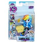 Equestria Girls Minis Rainbow Dash Theme Park Single packaging