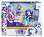 Equestria Girls Minis Rarity Relaxing Beach Lounge Set packaging