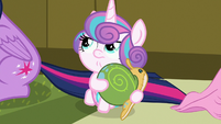 Flurry Heart getting very impatient S7E3