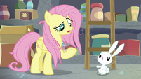 "Fluttershy ""you just like the taste?!"" S9E18"