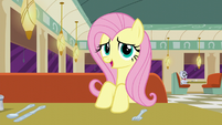 Fluttershy --when you write the story-- S6E9