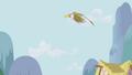 Gilda looping through the air S1E05.png
