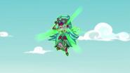 Gloriosa Daisy's power builds even further EG4