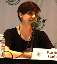 Katrina Hadley - Emerald City Comicon 2015