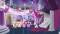 Main cast inside the Canterlot Carousel S5E14.png
