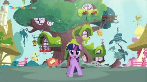 Morning in Ponyville (Korean)