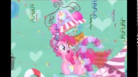 Pinkie's Gala Fantasy Song - Serbian (Demo)