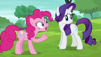Pinkie Pie --are your hooves dirty--- S6E3