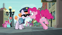 Pinkie Pie --not only am I not getting my sister-- S6E3