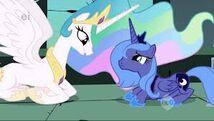 Princesas celestia y luna 2