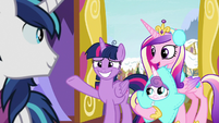 "Princess Cadance ""that sounds wonderful"" MLPBGE"