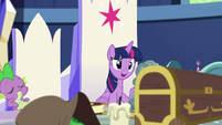 "Princess Twilight ""gave me some perspective"" EGSB"