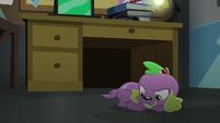 Puppy Spike missed EG3