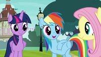 "Rainbow ""supportive of her practicing"" S8E18"