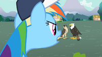 "Rainbow Dash ""Going to be"" S2E07"