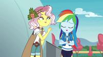 """Rainbow Dash """"true"""" EGROF"""