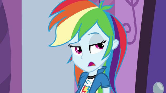 File:Rainbow Dash disbelieving EG.png