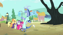 Rainbow pushes Discord S4E11