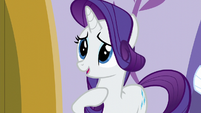Rarity -how can I have forgotten-- S5E14