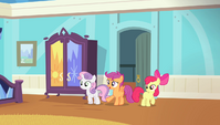 Scootaloo -moping in here for almost the entire Games- S4E24