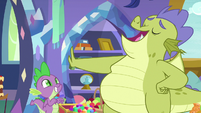 "Sludge ""go get me some more"" S8E24"