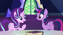 Starlight -after Twilight remembered the journal- S7E14