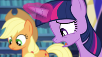 Twilight worried -if my hunch is right- EG2