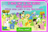 Version 2.3 promotion MLP mobile game