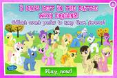 Version 2.3 promotion MLP mobile game