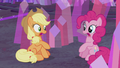 "Applejack and Pinkie ""you did?"" S5E20.png"
