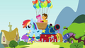 Birth-iversary party pony parade S4E12.png