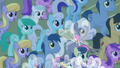 Breezies fluttering over Ponyville S4E16.png