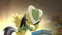 Daring Do removes her disguise S9E21