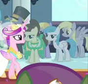 Derpy in the crowd S2E26