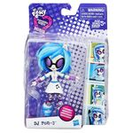 Equestria Girls Minis DJ Pon-3 School Dance packaging