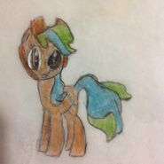 FANMADE Fruity Treeze OC drawing by PrincessTS