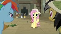 "Fluttershy ""only want to study the Talisman"" S9E21"