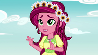 Gloriosa Daisy --I'm sure it won't have to be-- EG4