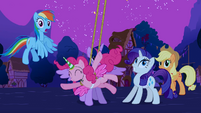 Pinkie Pie Alicorn Party Declaration S3E13