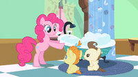 Pinkie Pie all ready S2E13