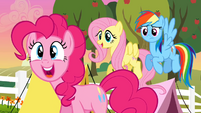 Pinkie Pie excited 3 S2E15