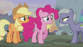 Pinkie split between her two families S5E20.png