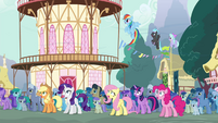 Ponies in shock S4E16