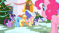 Ponies laughing S2E11.png